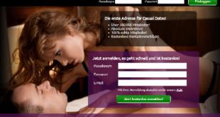 FirstCasual.de - Die Partnersuche im Internet