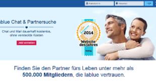 lablue.de - Die Partnersuche im Internet