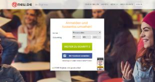 neu.de - Die Partnersuche im Internet